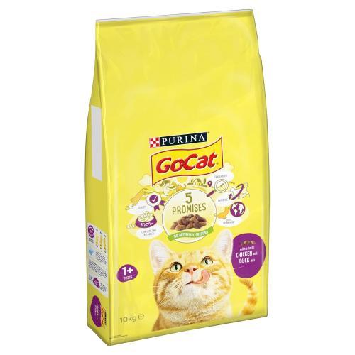 Go-Cat Chicken & Duck Dry Adult Cat Food