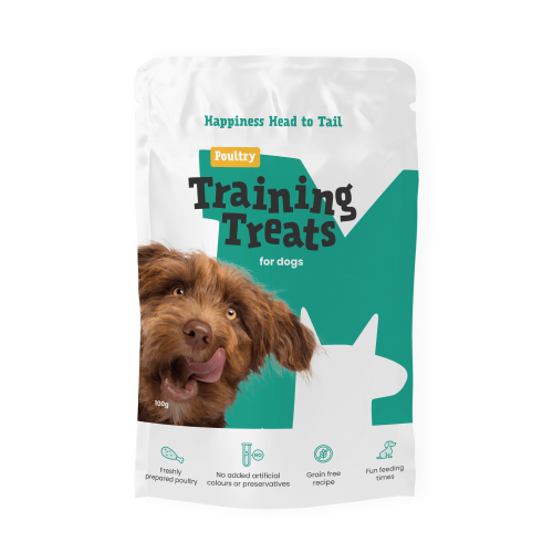 Monster Pet Foods Poultry Training Treats for Dogs