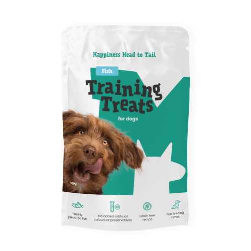Monster Pet Foods Fish Training Treats for Dogs