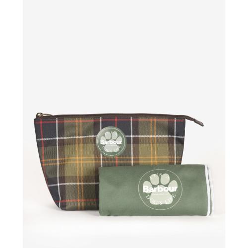 Barbour Dog Wash Bag
