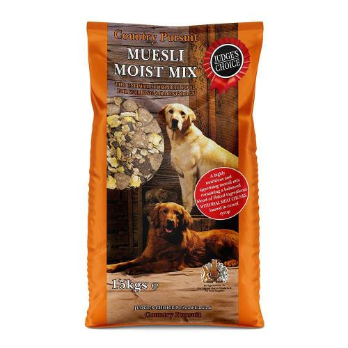 Country Pursuit Moist Museli Mix Adult Dog Food