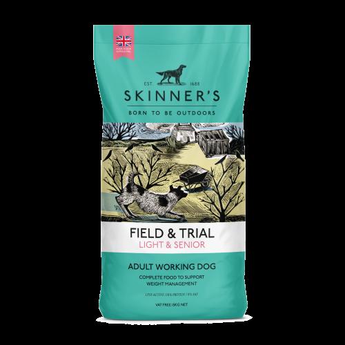 Skinners Field & Trial Light & Senior Dog Food