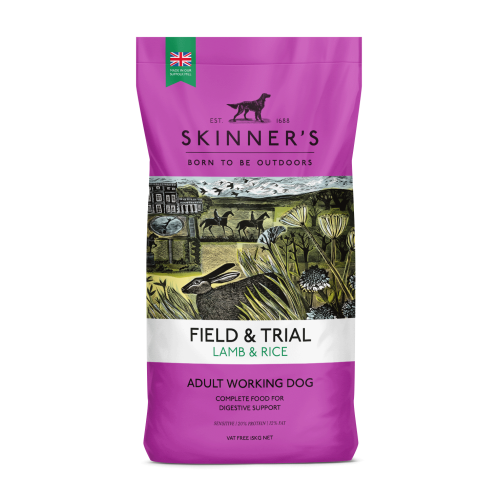 Skinners Field & Trial Lamb & Rice Adult Dog Food