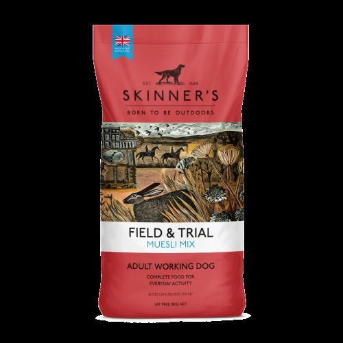 Skinners Field & Trial Muesli Mix Adult Dog Food