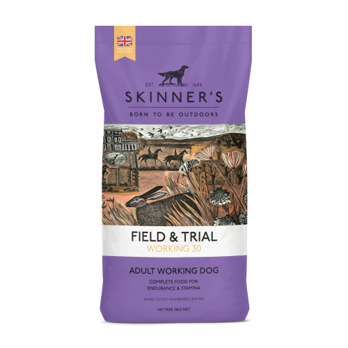 Skinners Field & Trial Working 30 Dry Adult Dog Food
