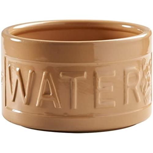 Mason Cash Ceramic Water Bowl for Dogs