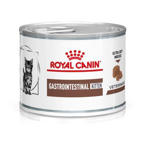 Royal Canin Veterinary Diets Gastrointestinal Kitten Wet Cat Food