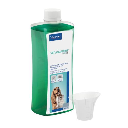 Virbac Vet Aquadent Anti Plaque Solution