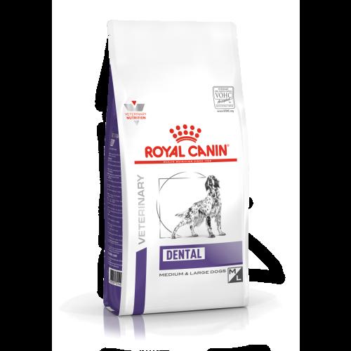 Royal Canin Veterinary Dental Medium & Large Breed Dry Adult Dog Food