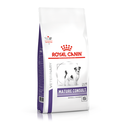 Royal Canin Veterinary Diets Mature Consult Small Breed Dry Dog Food