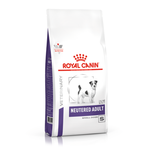 Royal Canin Veterinary Diets Neutered Small Breed Dry Adult Dog Food