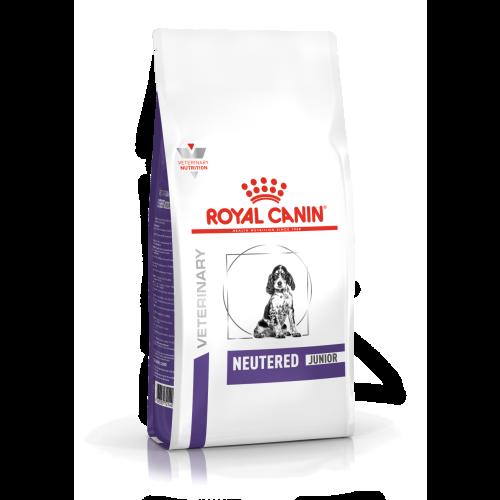 Royal Canin Veterinary Diets Junior Neutered Medium Breed Dry Dog Food