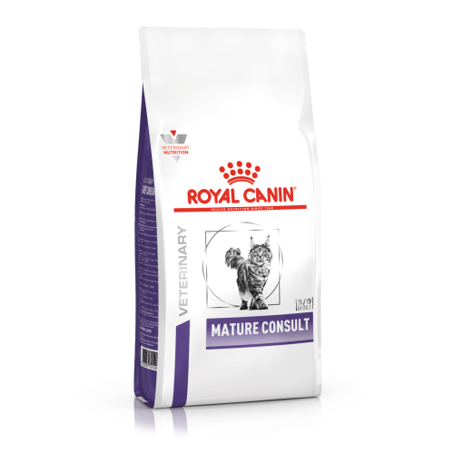 Royal Canin Veterinary Diets Mature Consult Senior Dry Cat Food