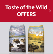 Taste of the Wild OFFERS