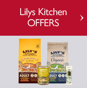 Lilys Kitchen OFFERS