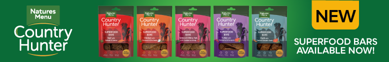 Natures Menu Country Hunter Superfood Treat