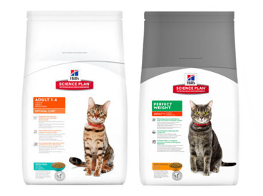 Save up to 35% on Hills Science Plan Feline 10kg+