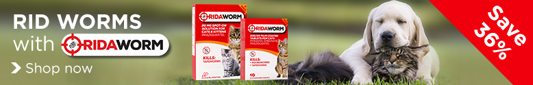 RIDA cat worming