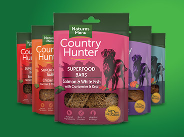 Country Hunter Superfood bars save 20%