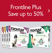 Frontline Plus Save up to 50%