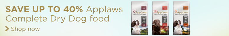 Save up to 40% Applaws Complete Dry Dog food