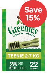 Mars Greenies Save 15%