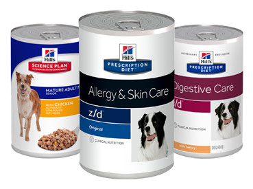 Save up to 35% on Hill's Science Plans canned food
