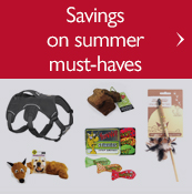 Savings on summer must-haves