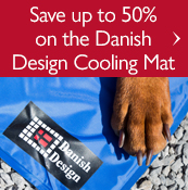Save up to 50% on the Danish Design Cooling Mat