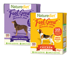 Save up to 33% on Naturediet