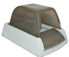 PetSafe Self-Cleaning Litter Tray