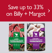 Save up to 33% on Billy + Margot