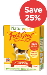 Naturediet Save 25%