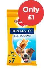 Dentastix Only £1