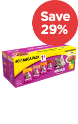Whiskas Save 29%