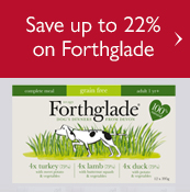 Save up to 22% on Forthglade