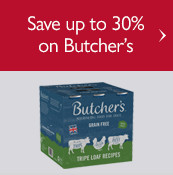 Save up to 26% on Butcher's
