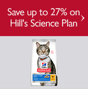 Save up to 27% on Hill's