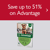 Save up to 51% on Advantage