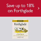 Save up to 18% on Forthglade