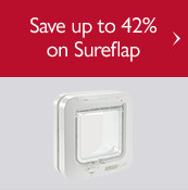 Save up to 43% on Sureflap