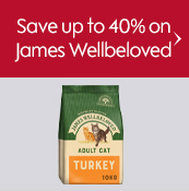 Save up to 40% on James Wellbeloved