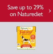 Save up to 29% on Naturediet
