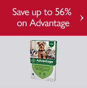 Save up to 56% on Advantage