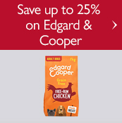 Save up to 25% on Edgard & Cooper