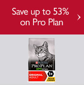 Save up to 53% on Purina Pro Plan