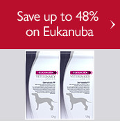 Save up to 48% on Eukanuba