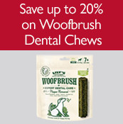Save up to 20% on Woofbrush