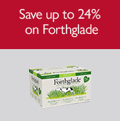Save up to 24% on Forthglade
