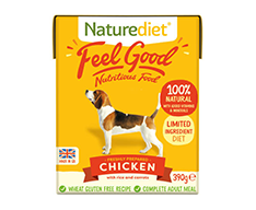 Save up to 15% on Naturediet